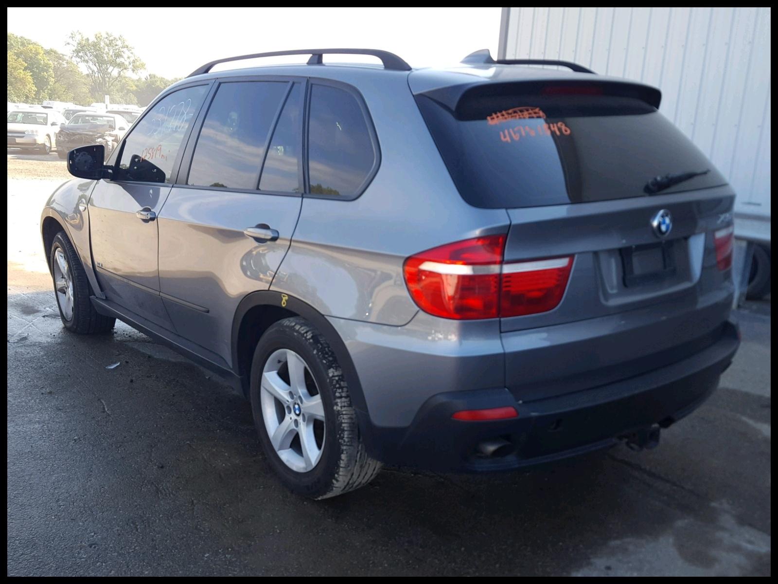 2007 BMW X5 3 0I Lot