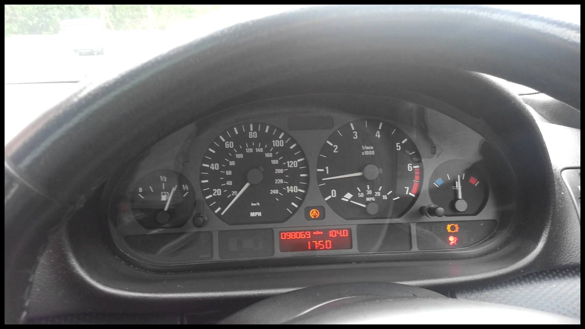 BMW 1999 2006 3 Series E46 Fully Disabling DSC Traction Control Guide