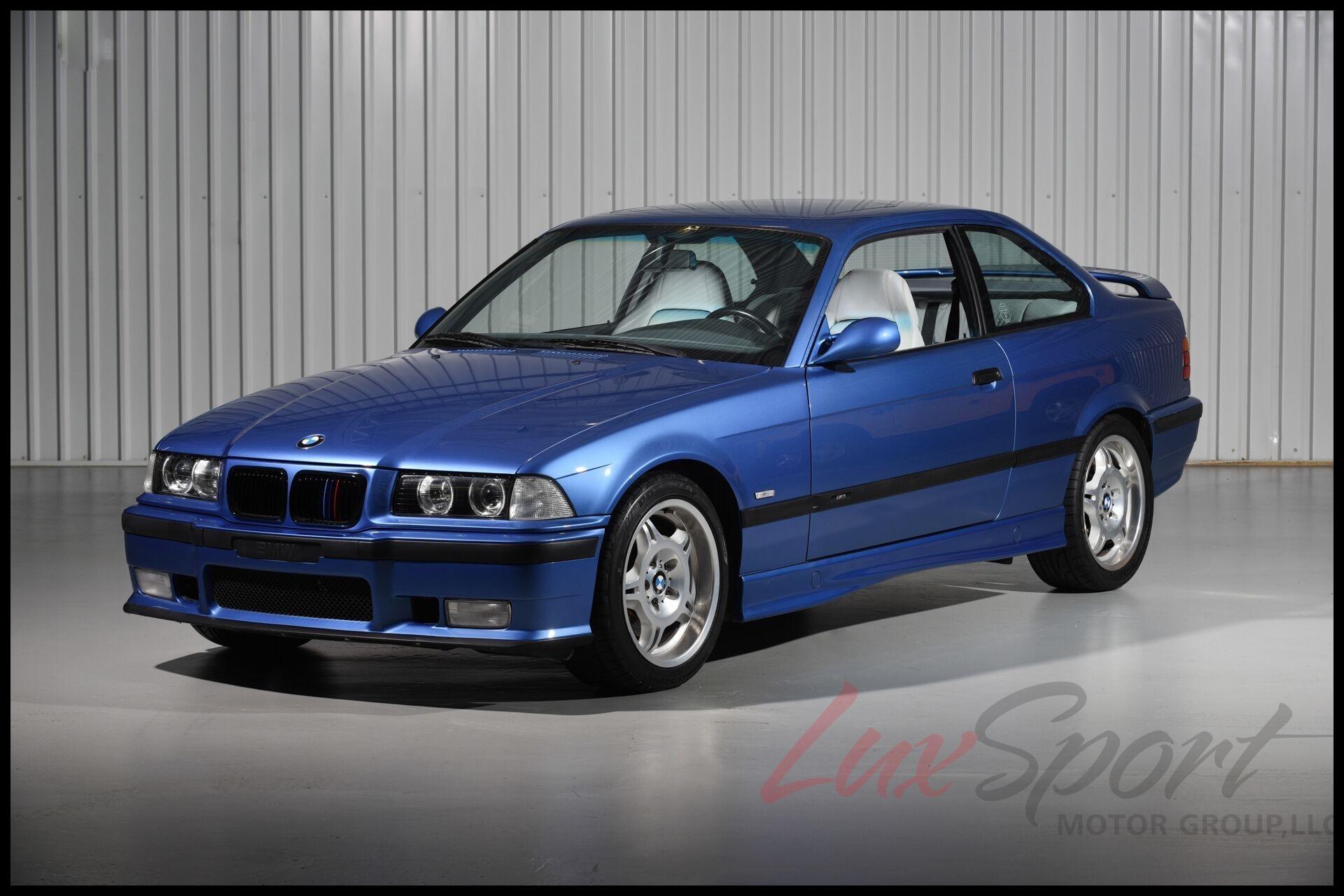 Used 1997 BMW E36 M3 Coupe