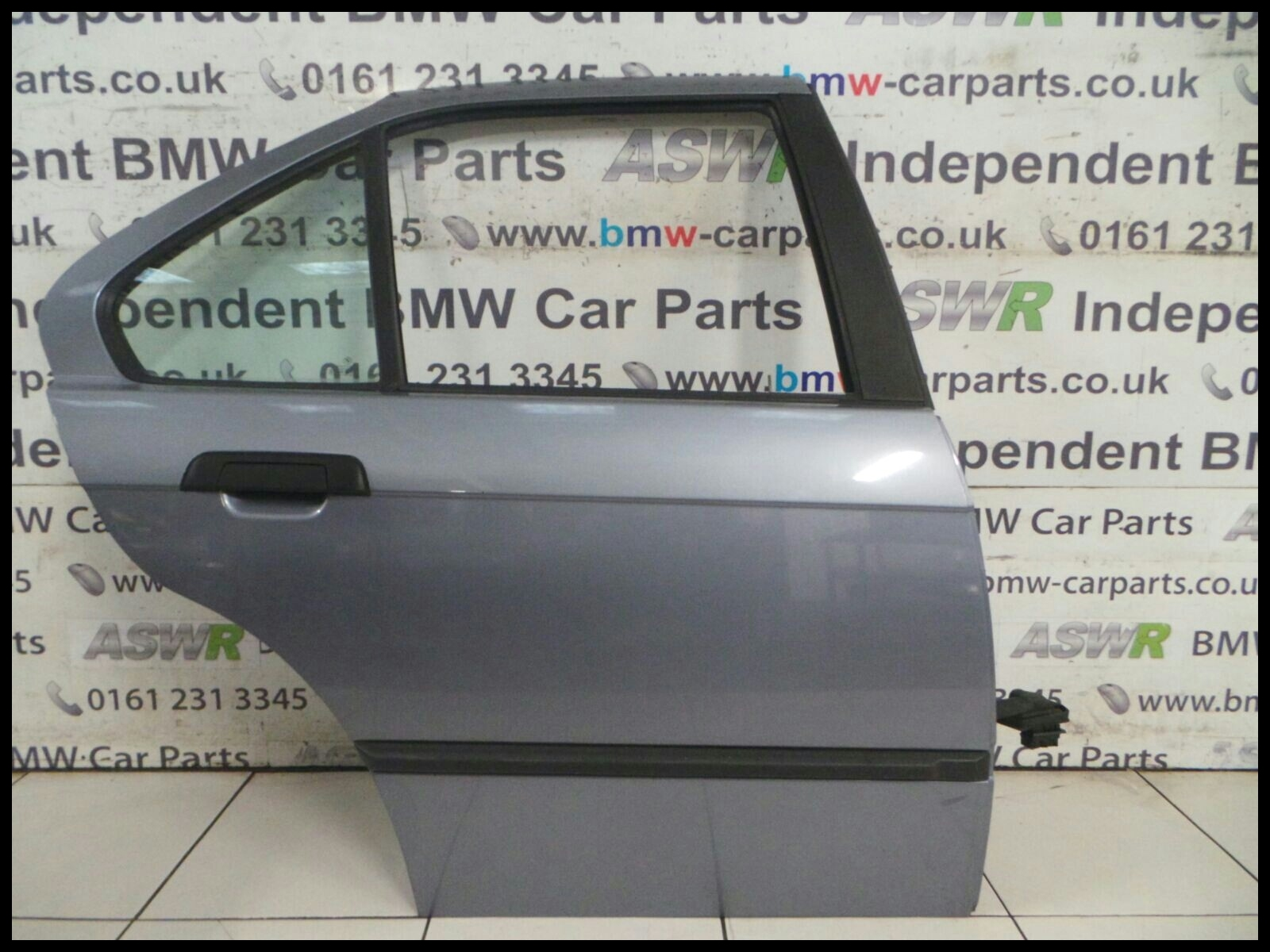 BMW E36 3 Series Saloon Right O S Rear Door