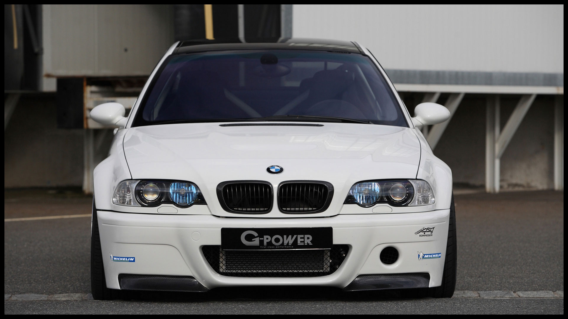 Bmw E46 Coupe Wallpaper