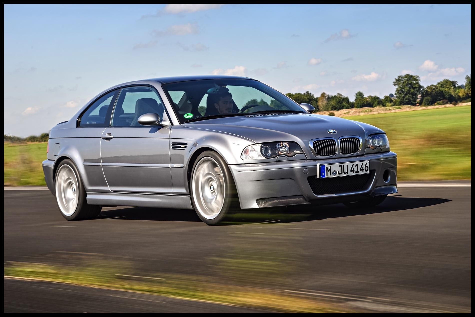 BMW E46 M3 CSL 9