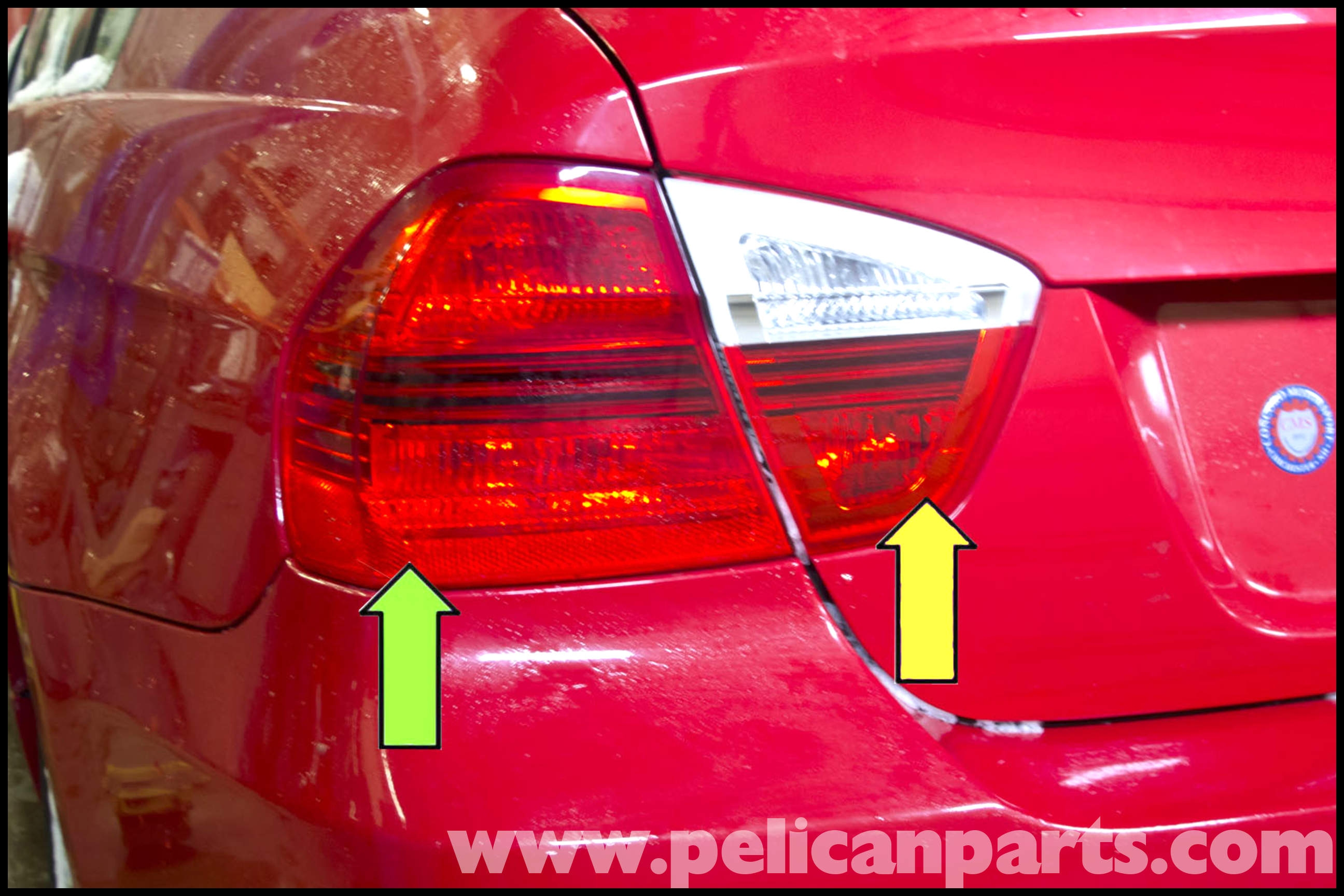 rear fog light bulbs Image