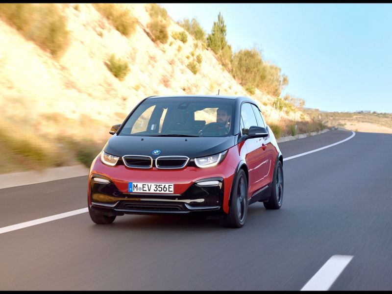 Bmw Electric Car Lease