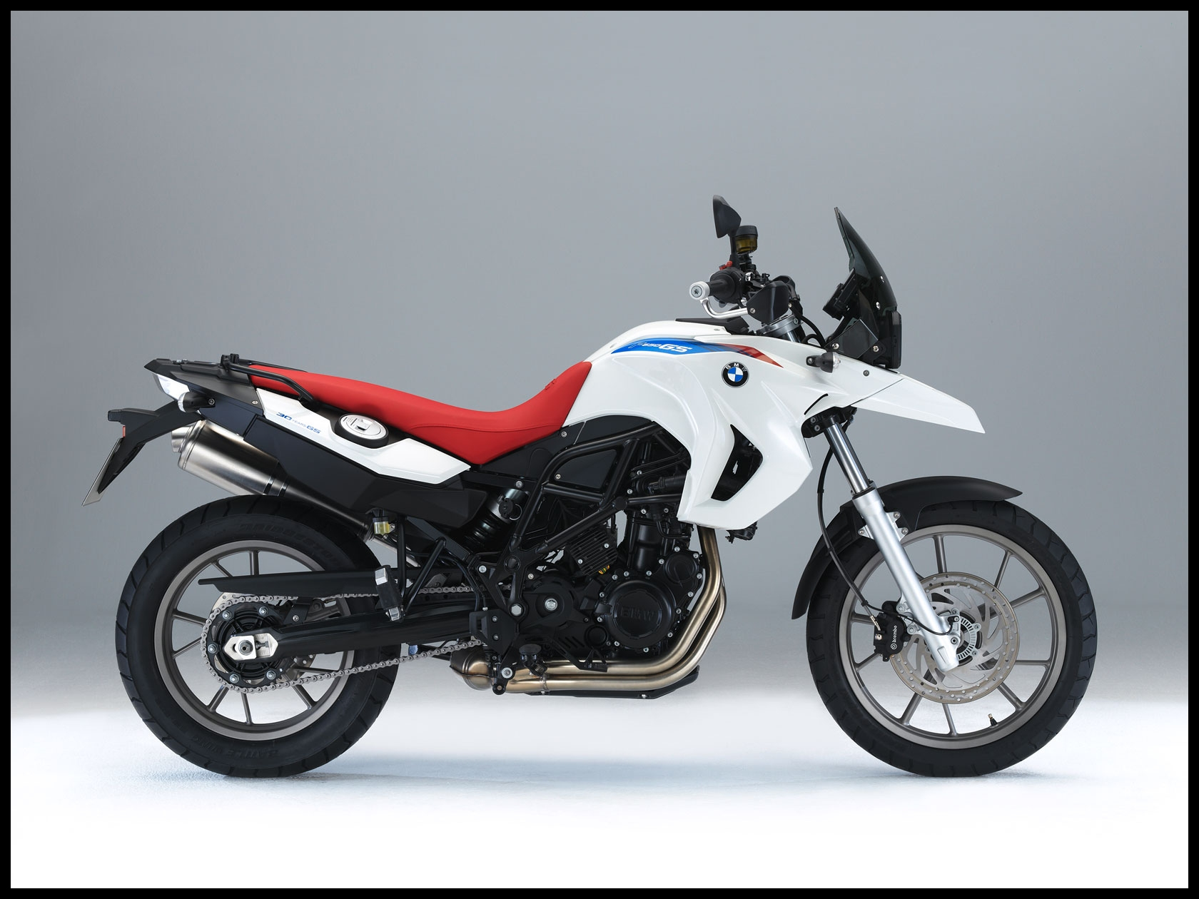 2011 BMW F650GS 30YearsGS Special Modeld