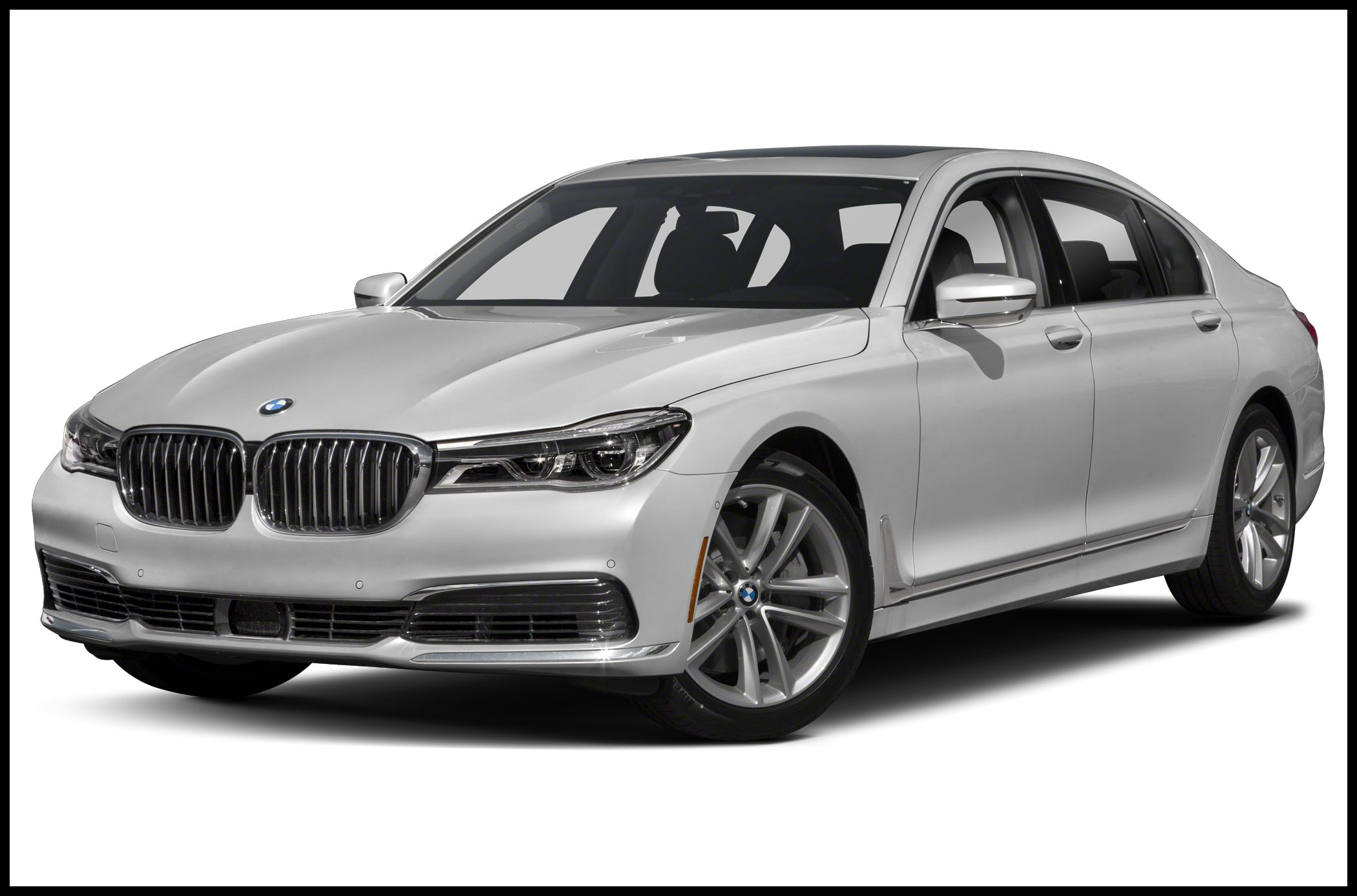 2019 BMW 750 i xDrive for sale VIN WBA7F2C50KB