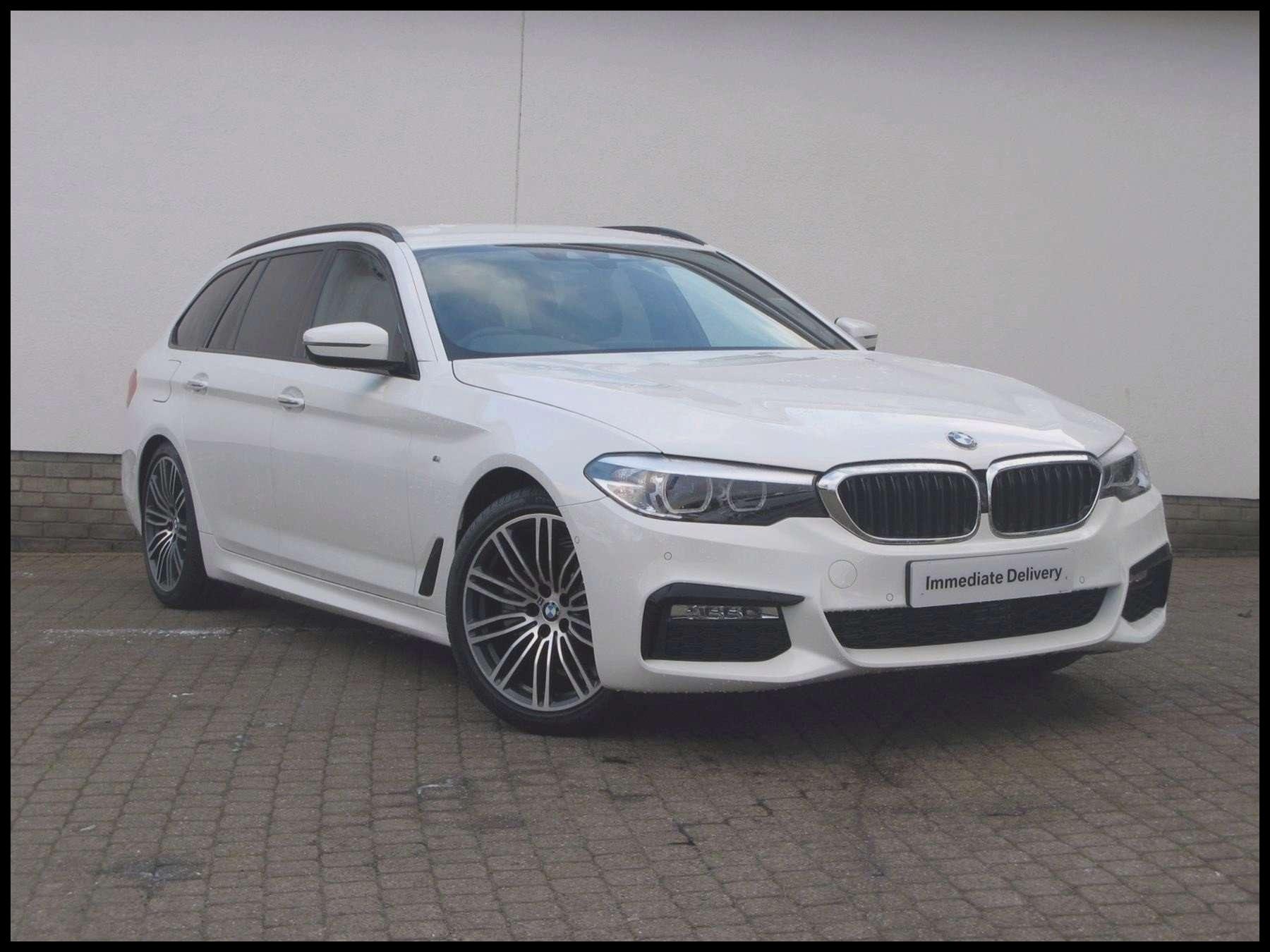 BMW 5 Series G31 520d M Sport Touring B47 2 0d 2017