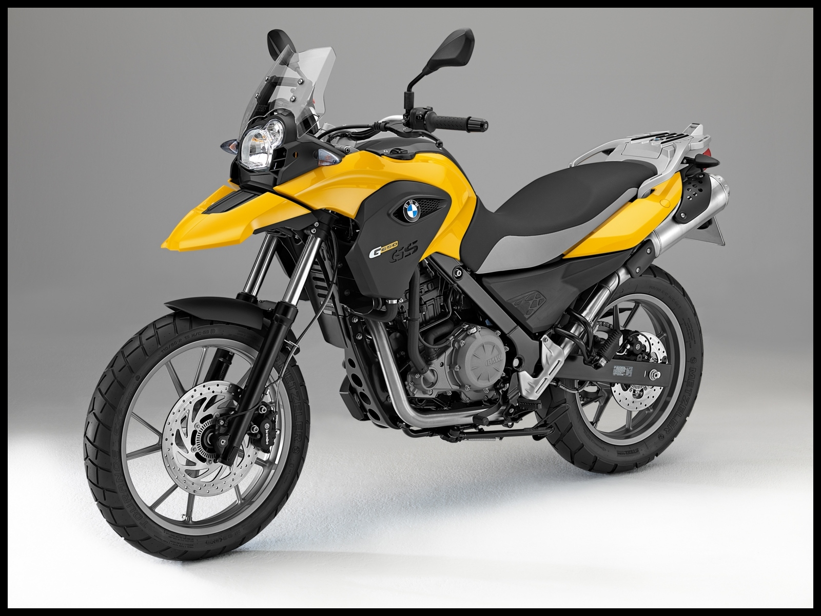 """The TWIN cylinder """"F650"""" is now the F700 and the F650 single has been re introduced as the G650"""