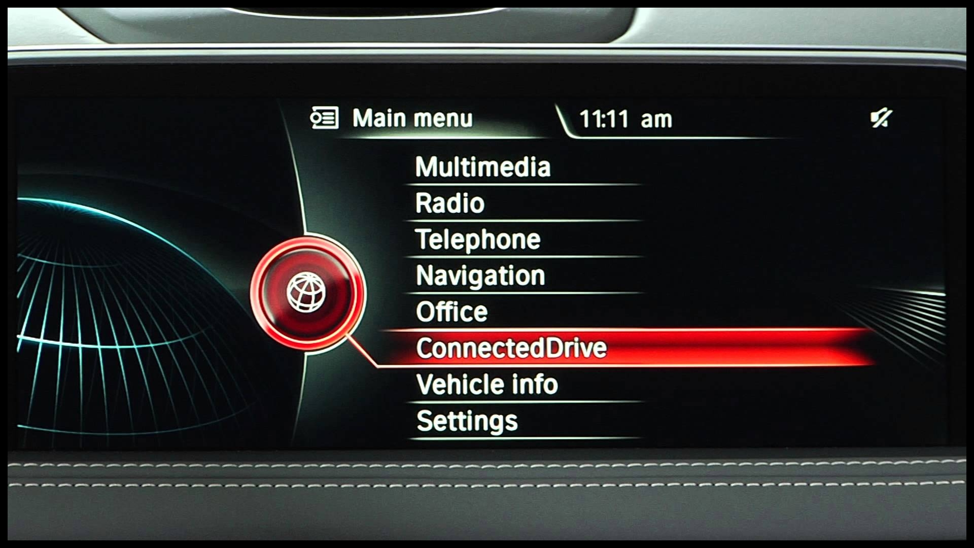 Access BMW Roadside Assistance In iDrive
