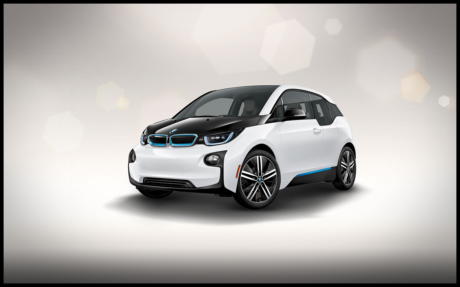 BMW i3 electric 2016 image 01