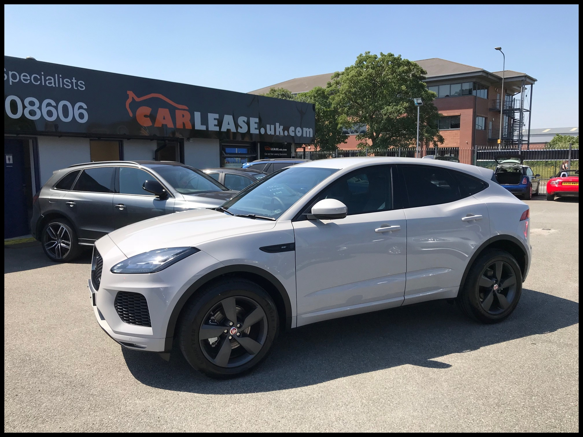 Electric Car Mileage Range parison Beautiful In Review Jaguar E Pace 2 0d [180]