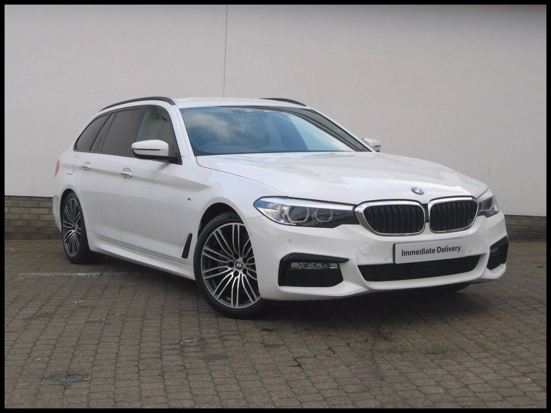 Fun Used 2017 Bmw 5 Series G31 520d M Sport touring B47 2 0d for Sale