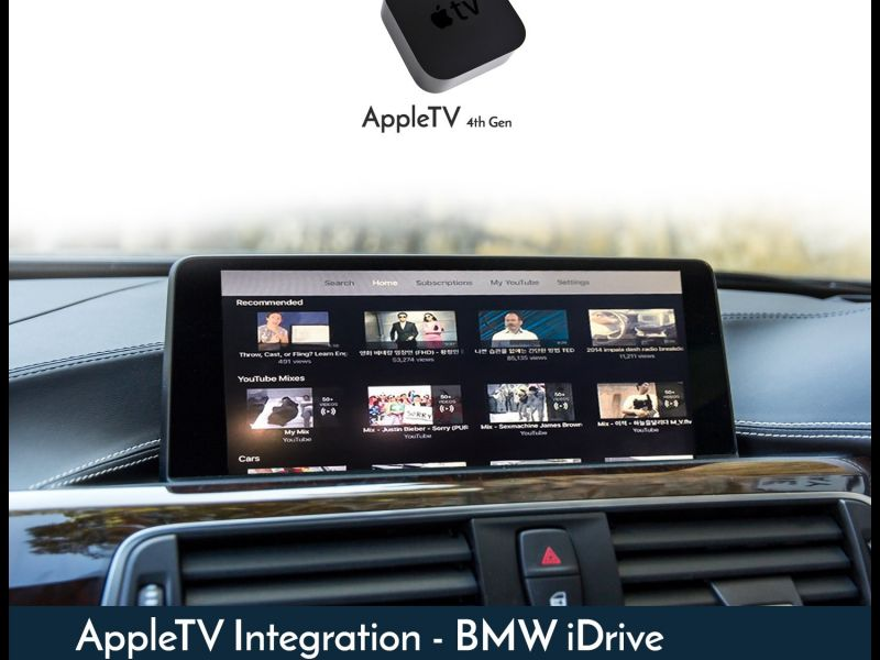 Bmw Idrive Replacement Cost