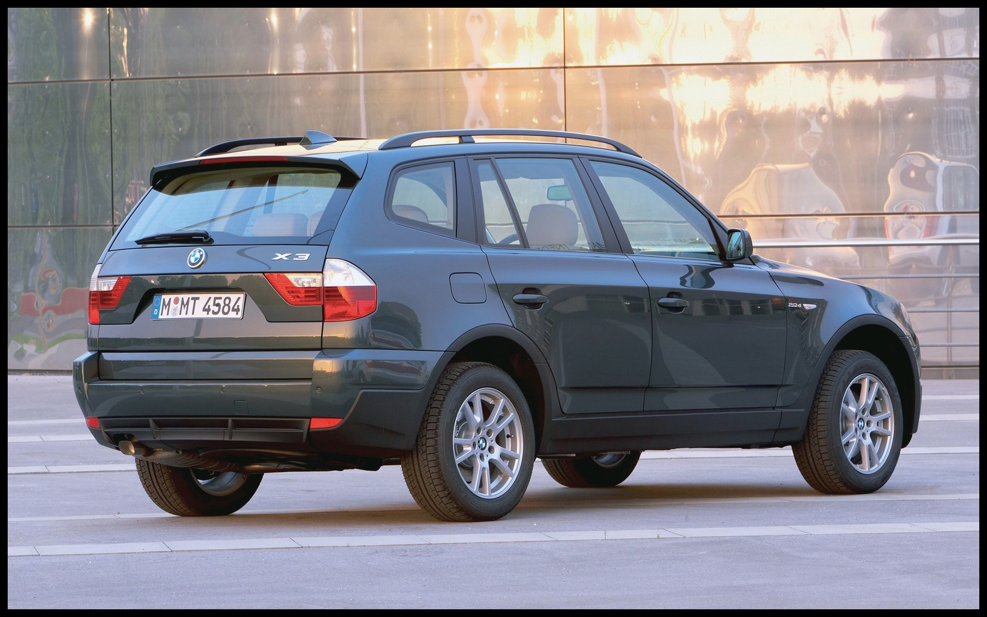 Bmw Car Hd Best Best Bmw X3 2 0d 2007 Wallpapers and Hd