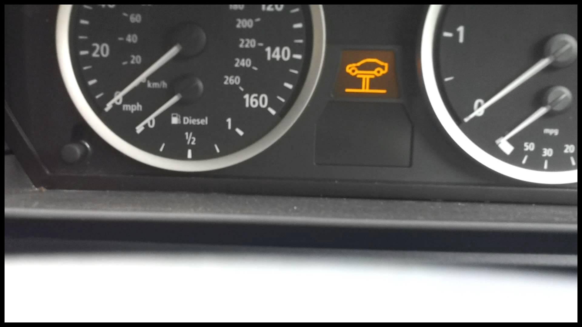 BMW 530D e60 2004 Transmission Fault i inne błędy pojawiające się przed pr³bą rozruchu silnika
