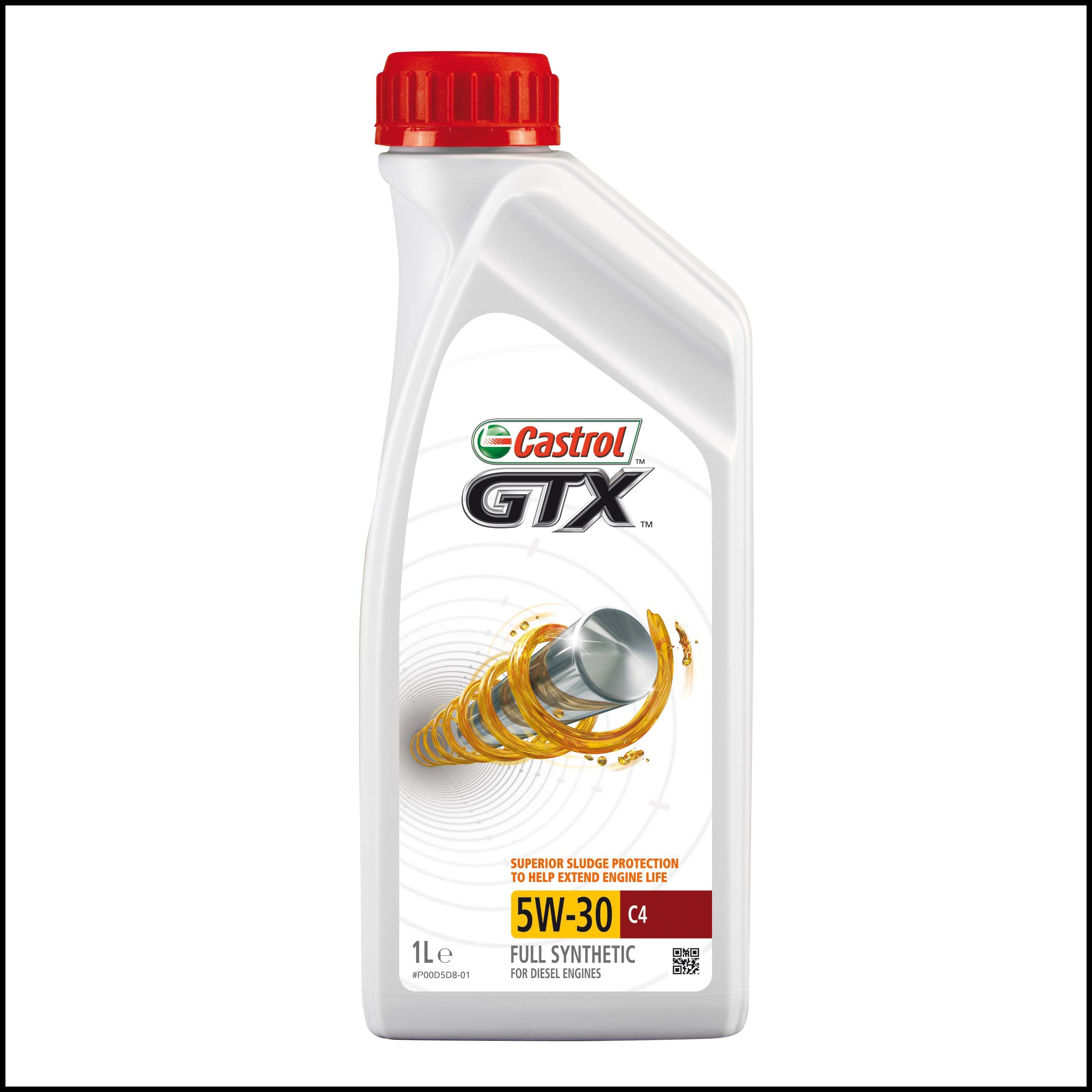 Castrol GTX 5W 30 C4