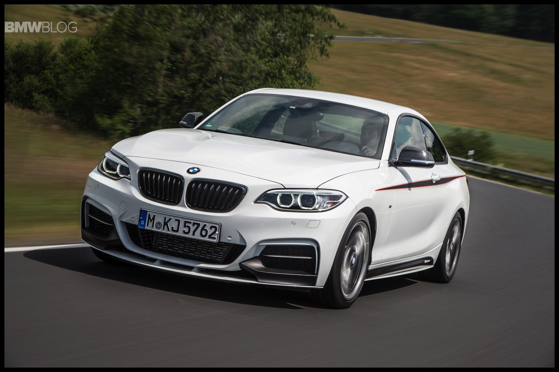 BMW M235i M Performance Parts 10 750x499