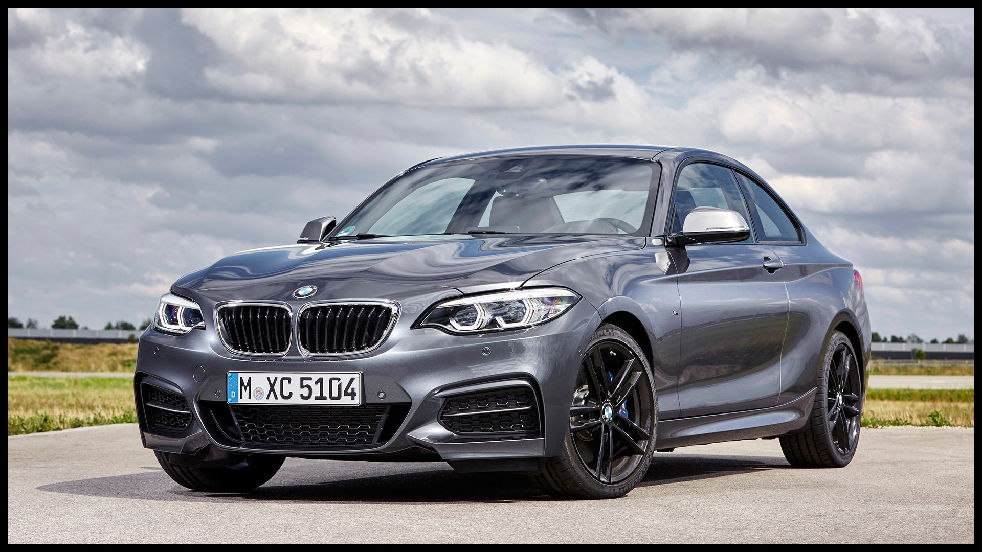 2018 BMW M240i Test Drive Review By BMW Standards a Performance Bargain The Drive