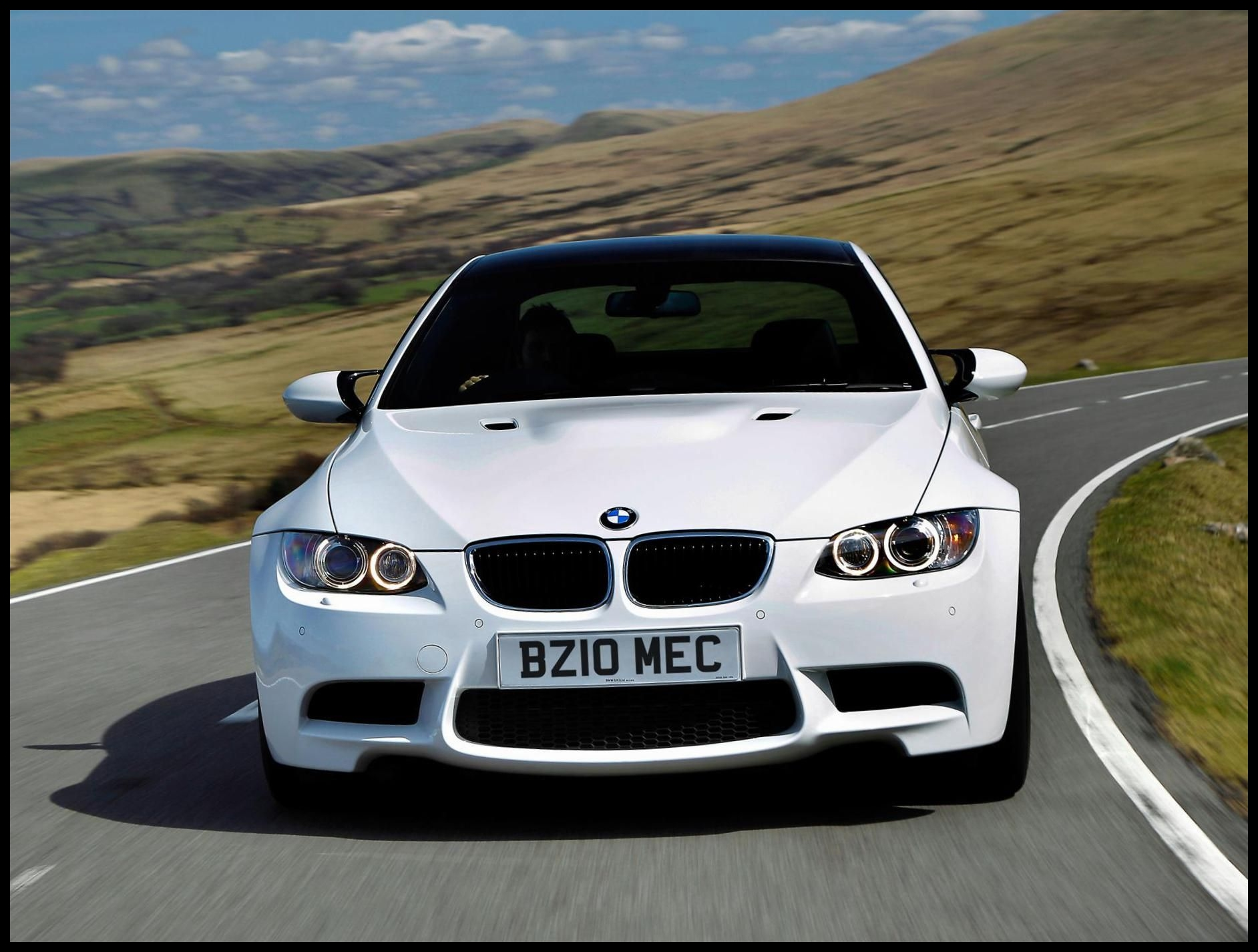 M3 Coupe E92 BMW specs