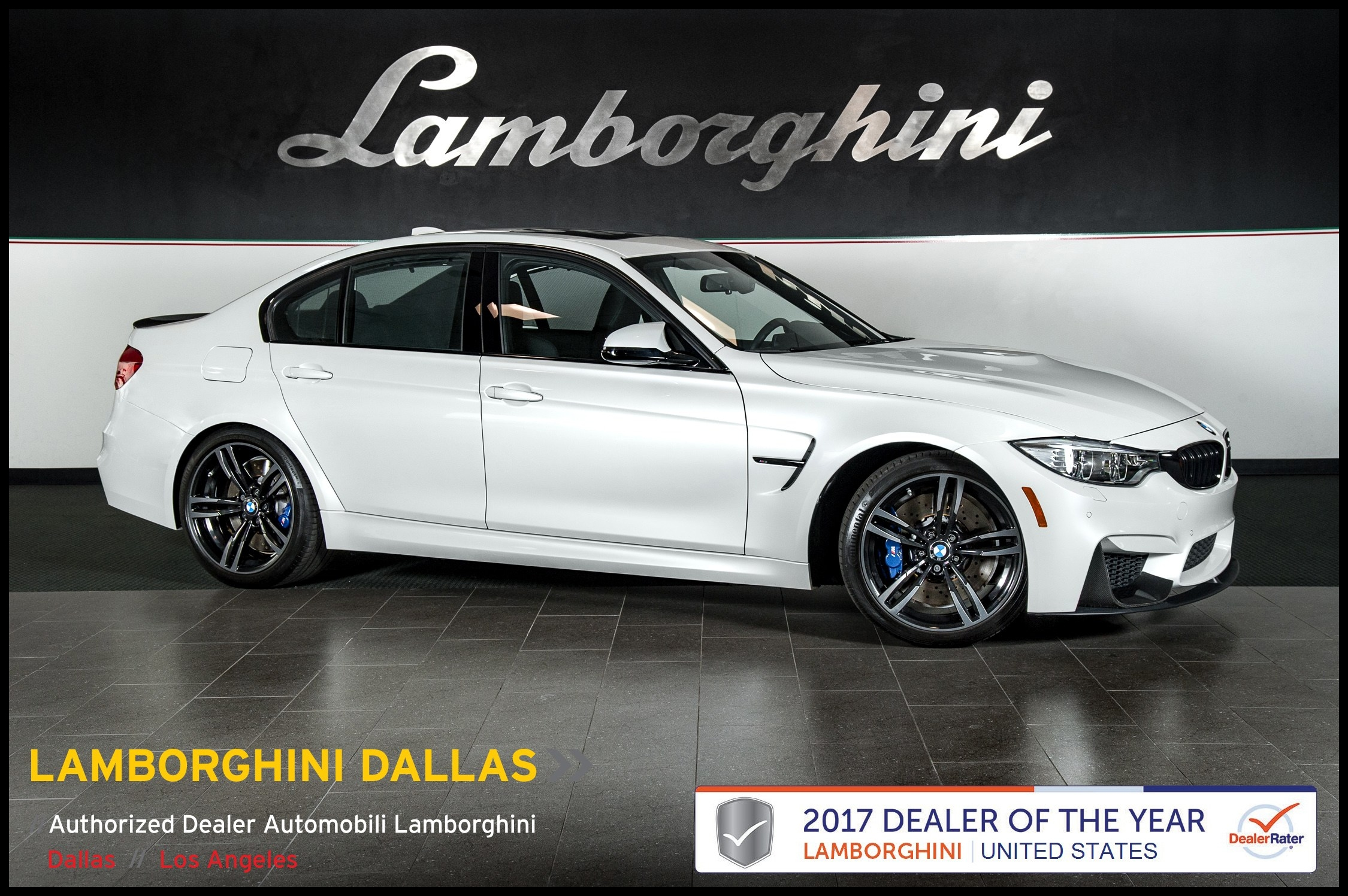 Used 2017 BMW M3 For Sale Richardson TX