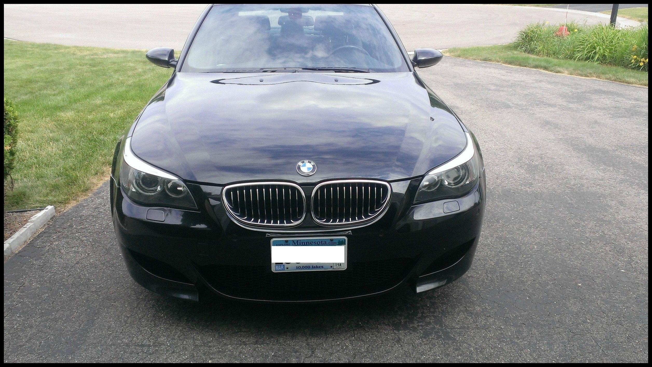 Here is my Minneapolis Craigslist ad 2006 Beautiful BMW M5 V 10 500HP