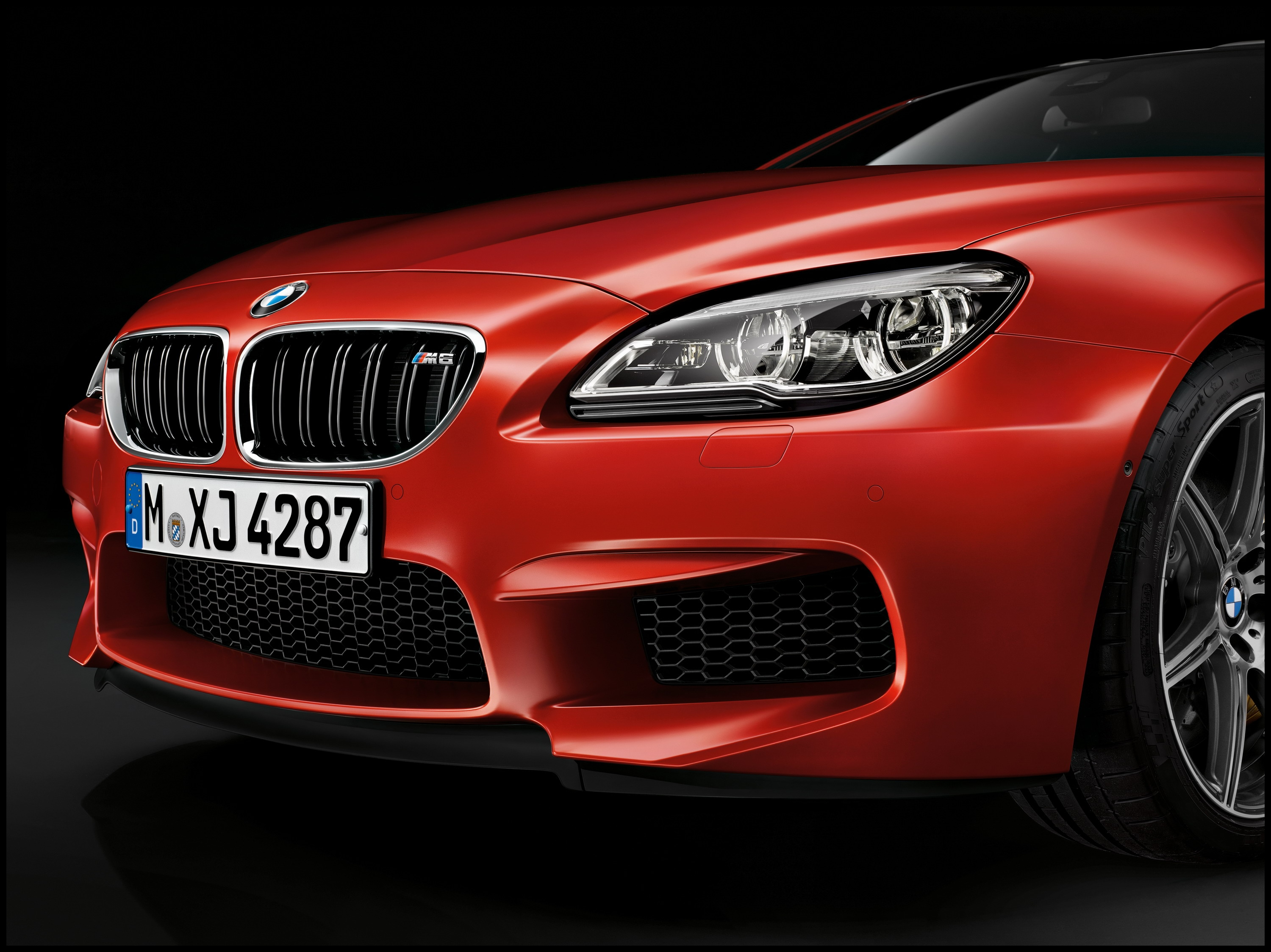 2016 BMW M6 petition Package