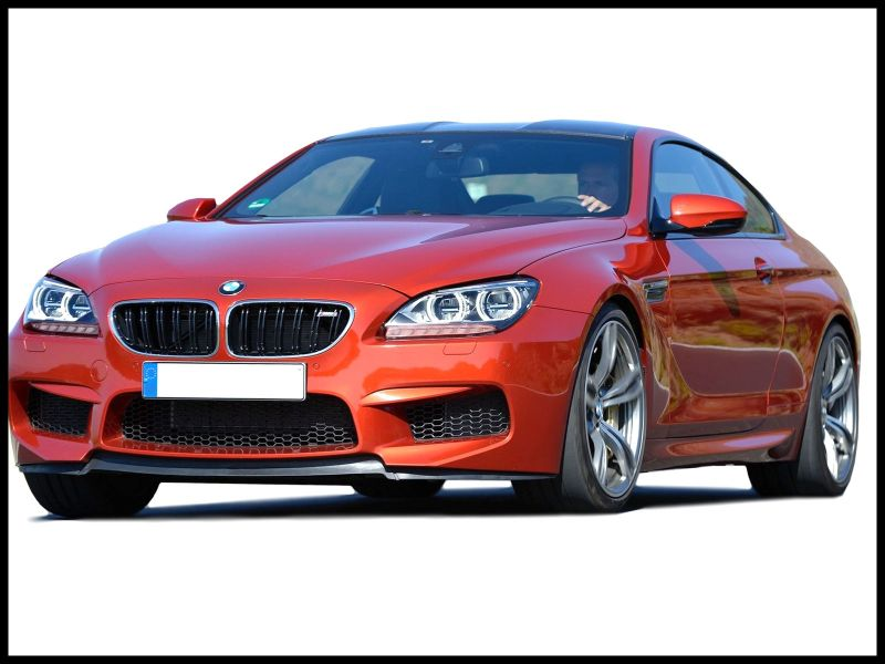 Bmw M6 Gran Coupe Review top Gear