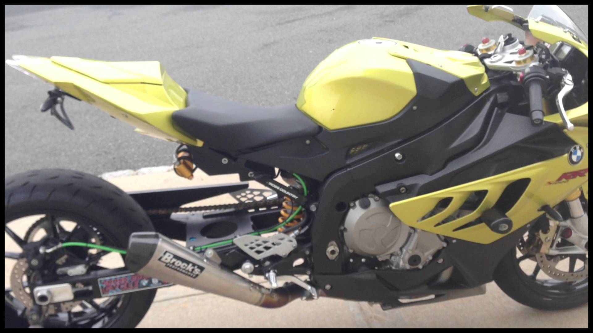 BMW S1000RR Drag Bike For Sale ly at Cross Country Cycle in Metuchen NJ
