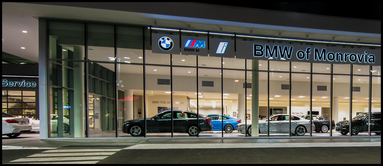 Monrovia BMW