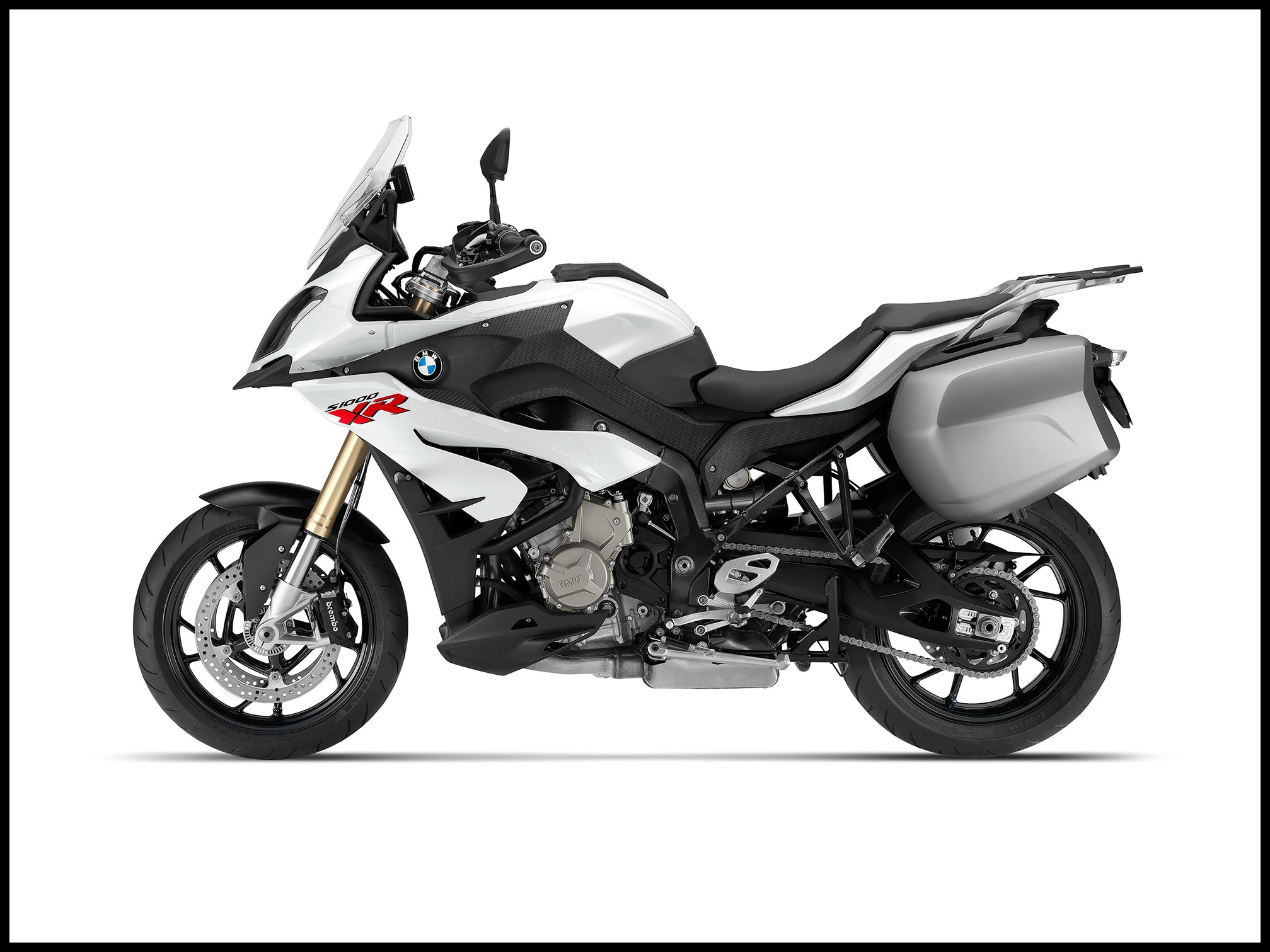 BMW Motorrad soars to new heights in 2015