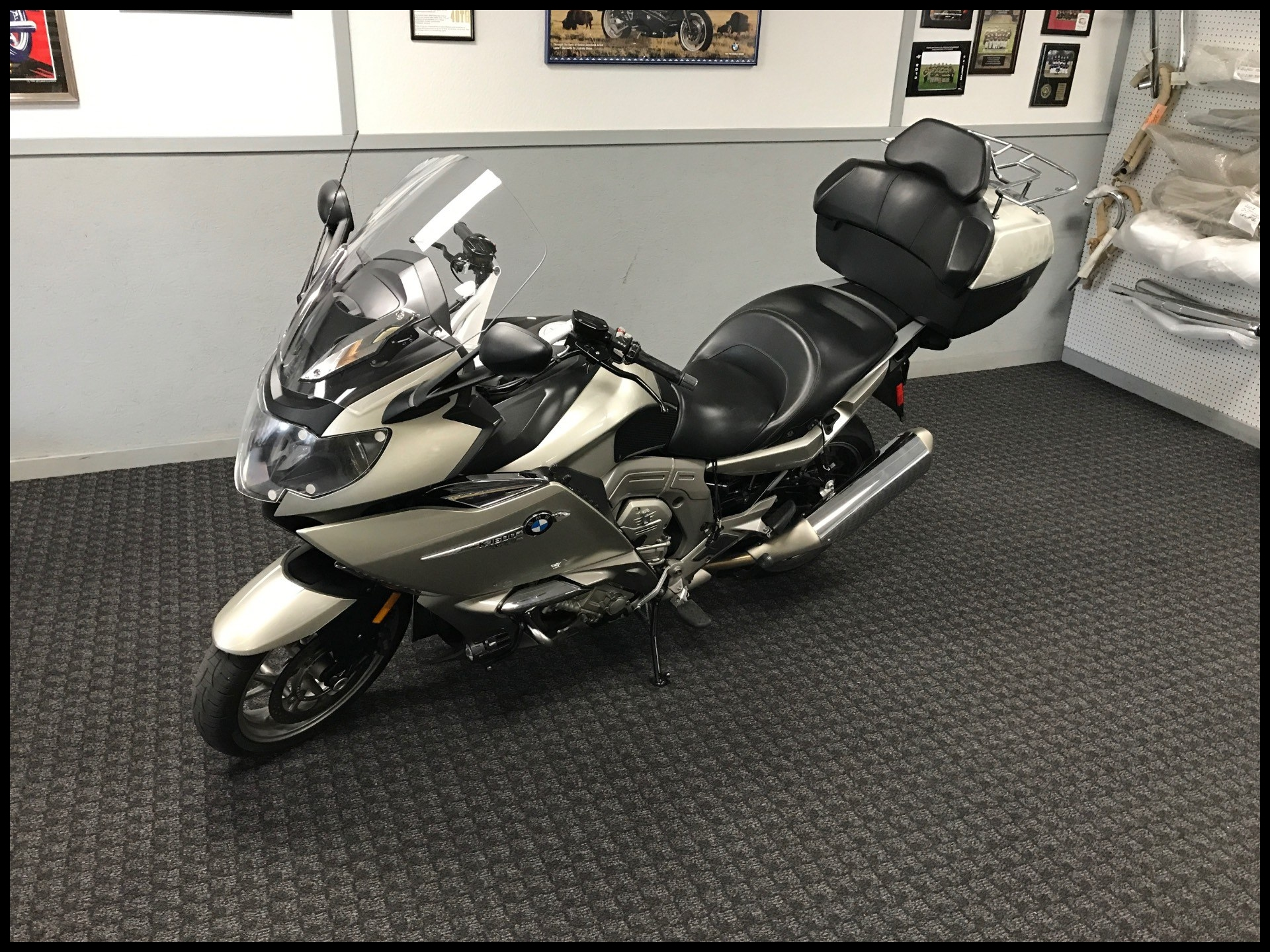 2012 BMW K 1600 GTL in Chico California