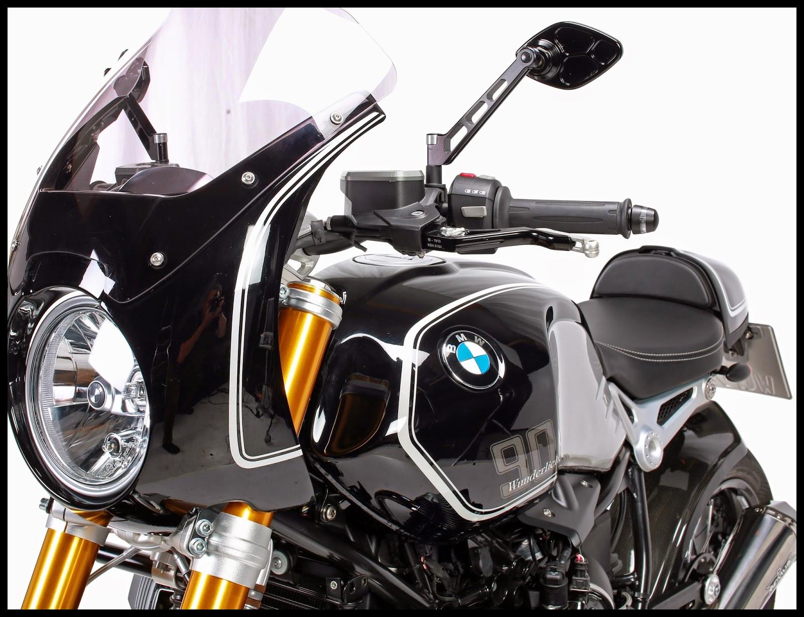 New BMW R nineT Daytona fairing from Wunderlich