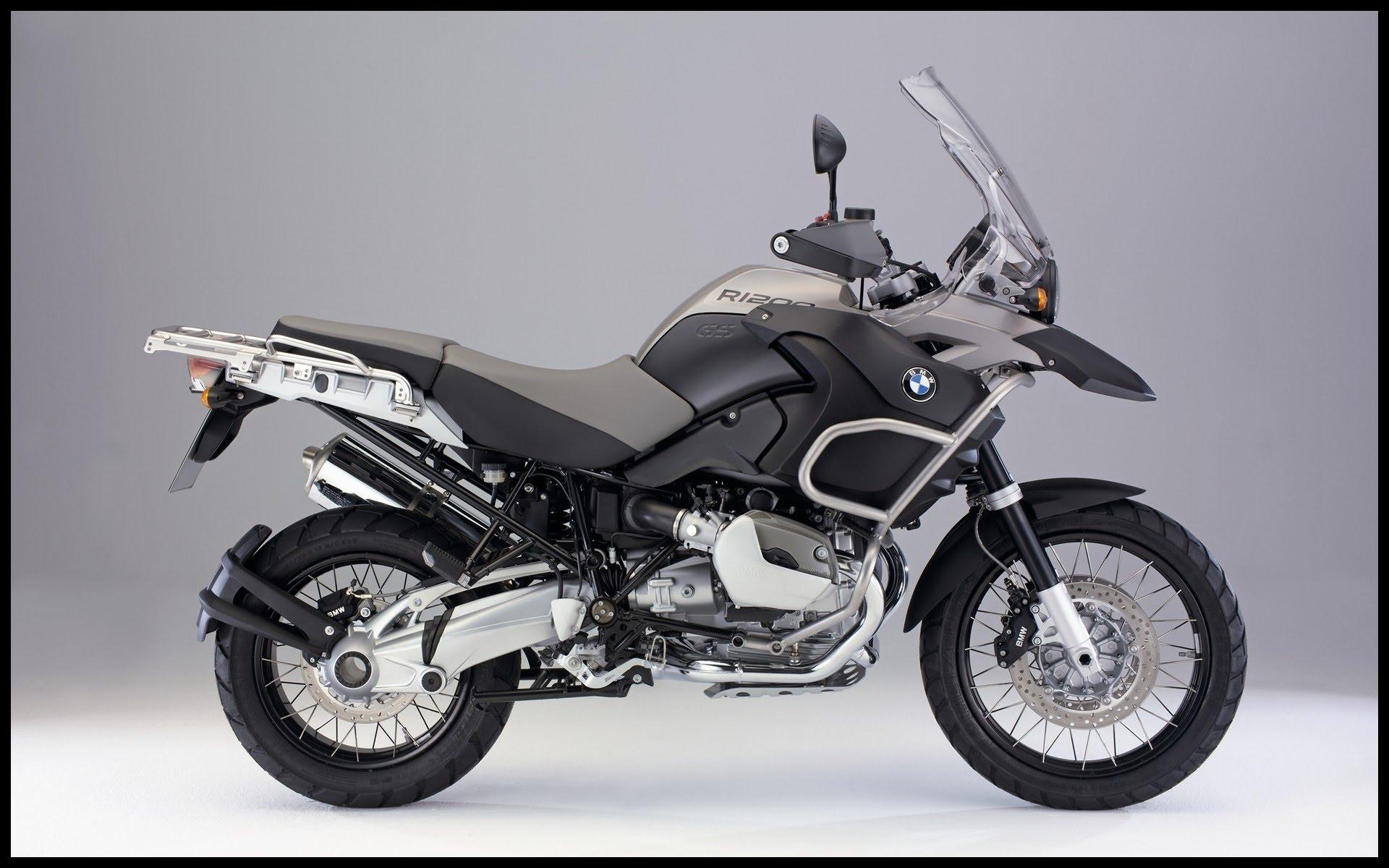 BMW R1200 GSA Riding Review Eurotek OKC