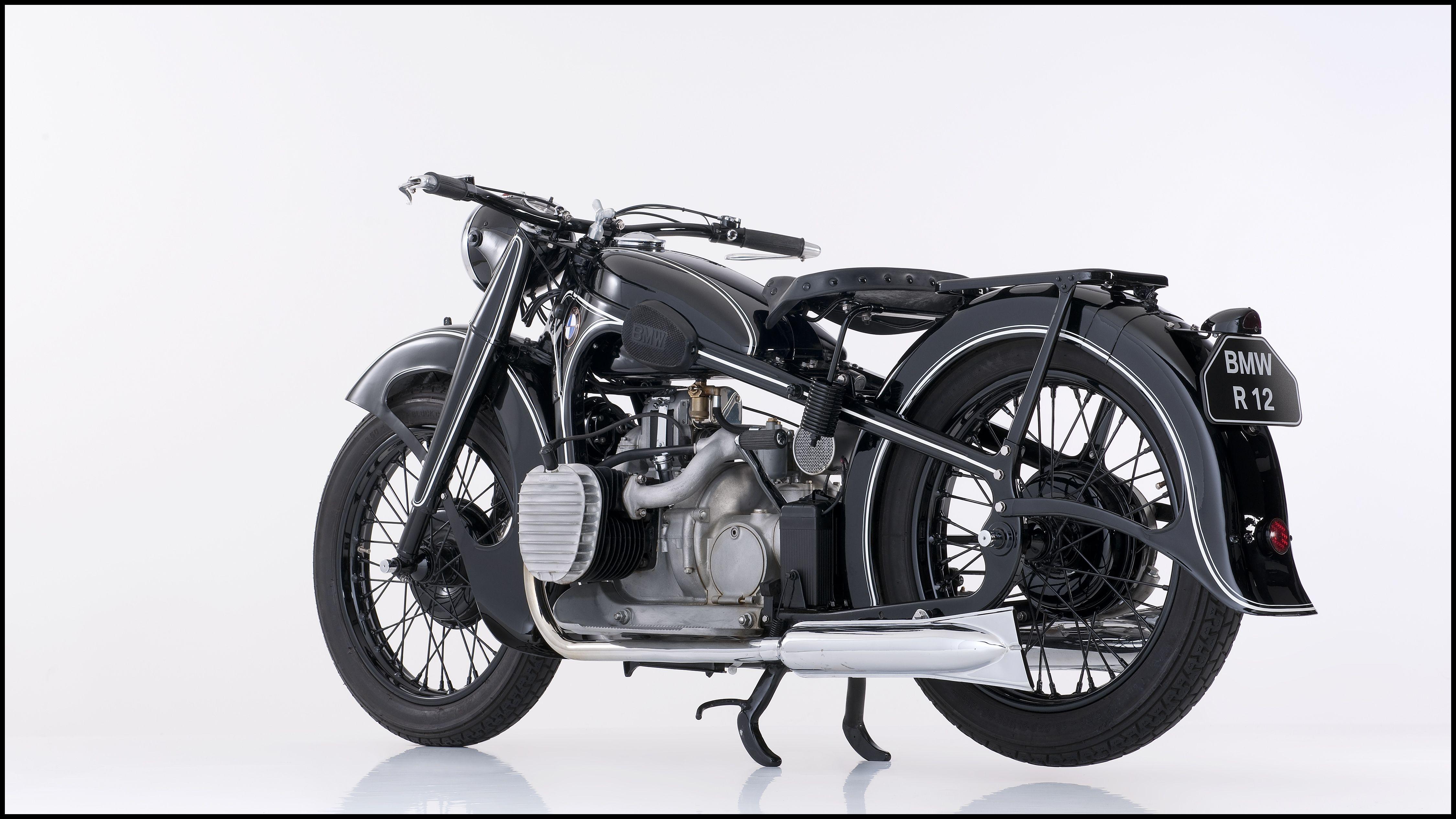 BMW R12 1935