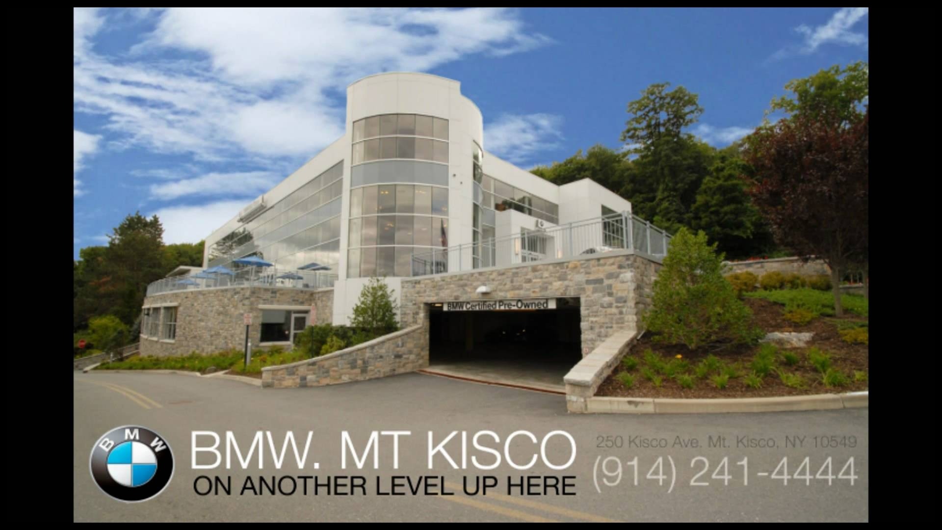 Service Up At BMW Mount Kisco Raising the Standard