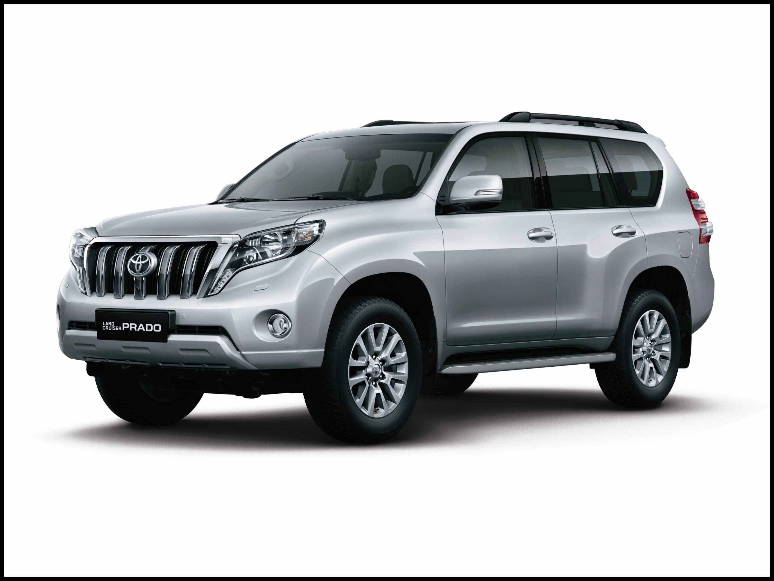 New 2014 Toyota Land Cruiser Prado launched in India priced at Rs 84 87 lakh