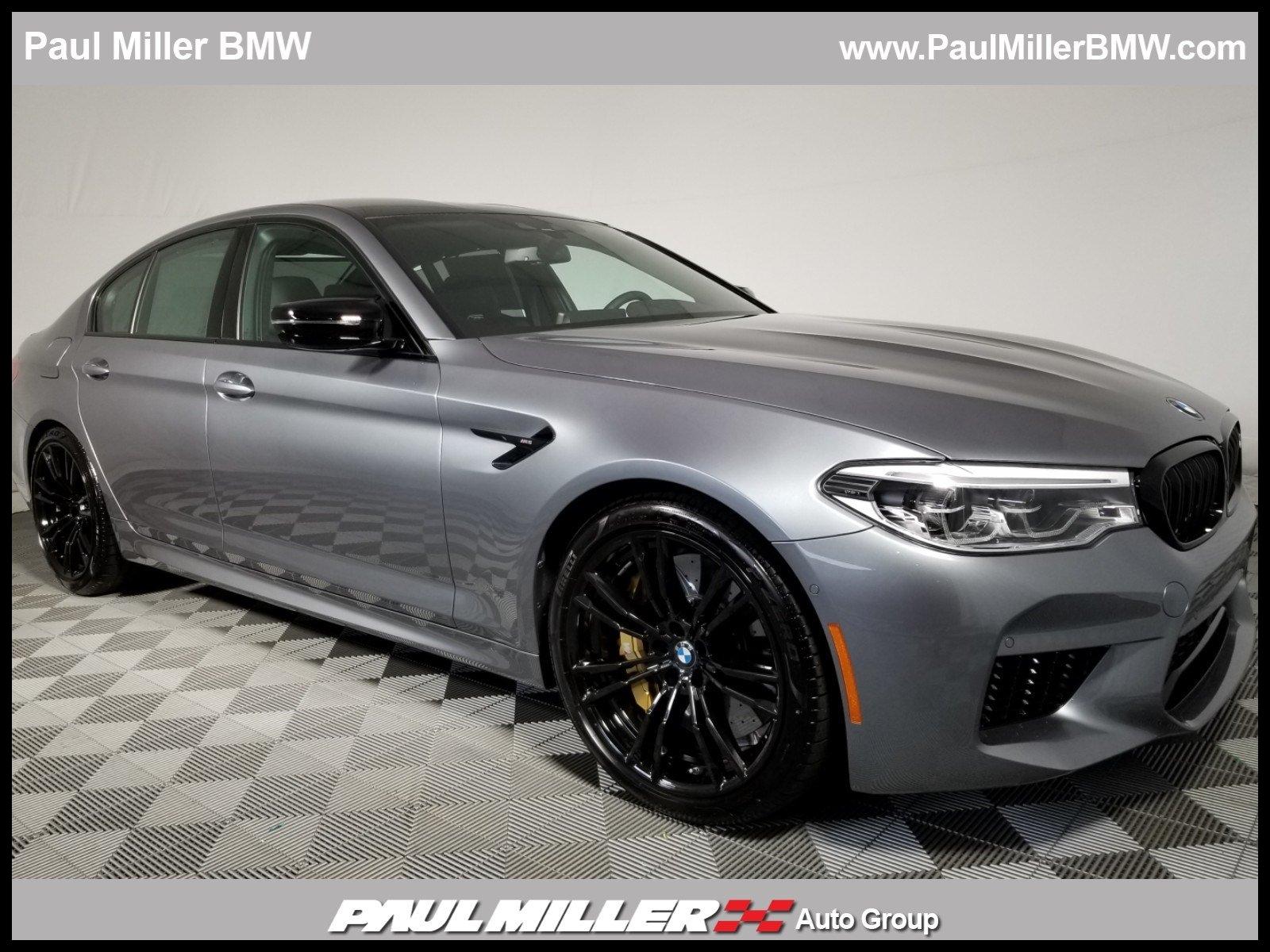 New 2019 BMW M5