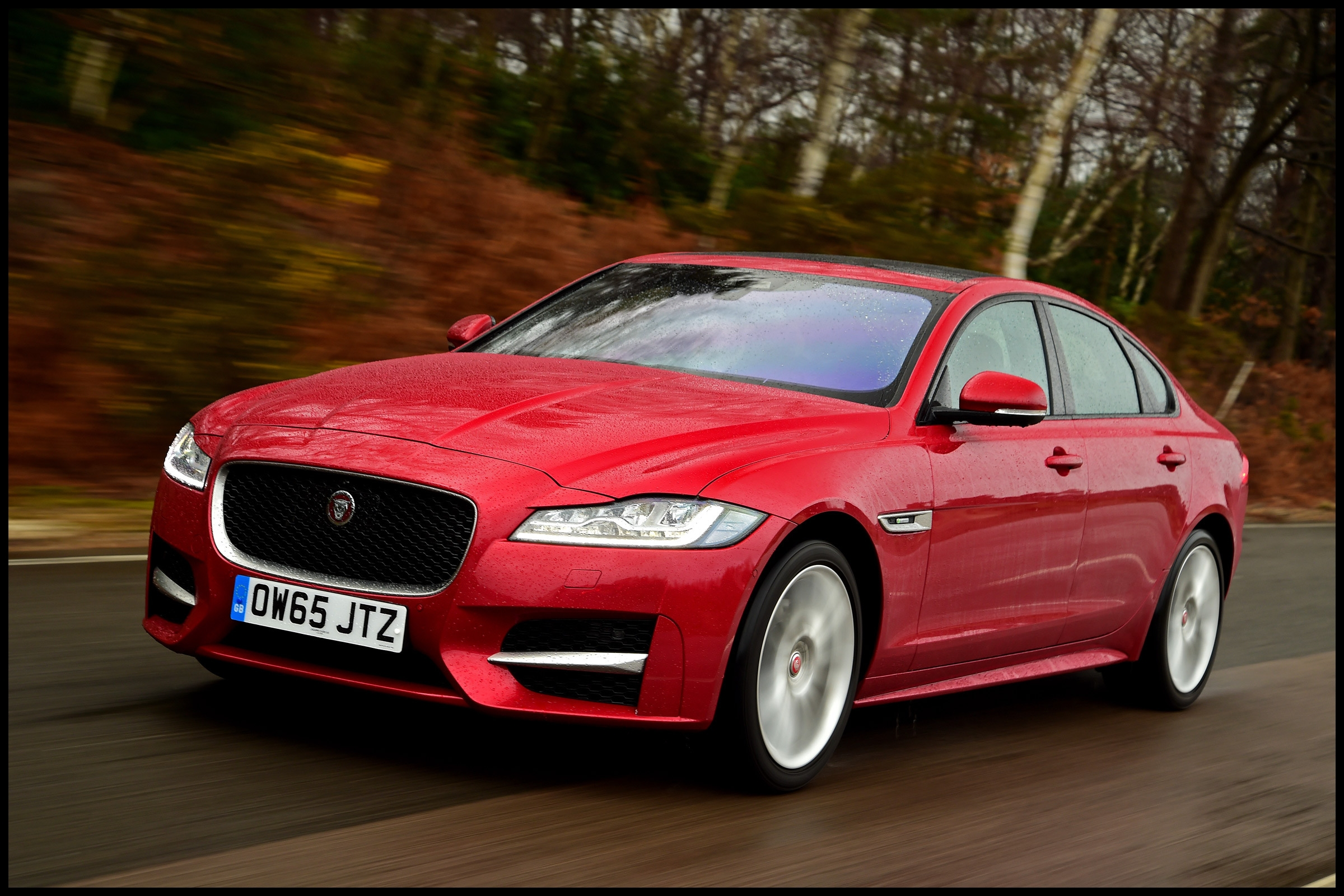 Electric Car Reviews Uk New Jaguar Xf 2 0d Awd 2016 Review