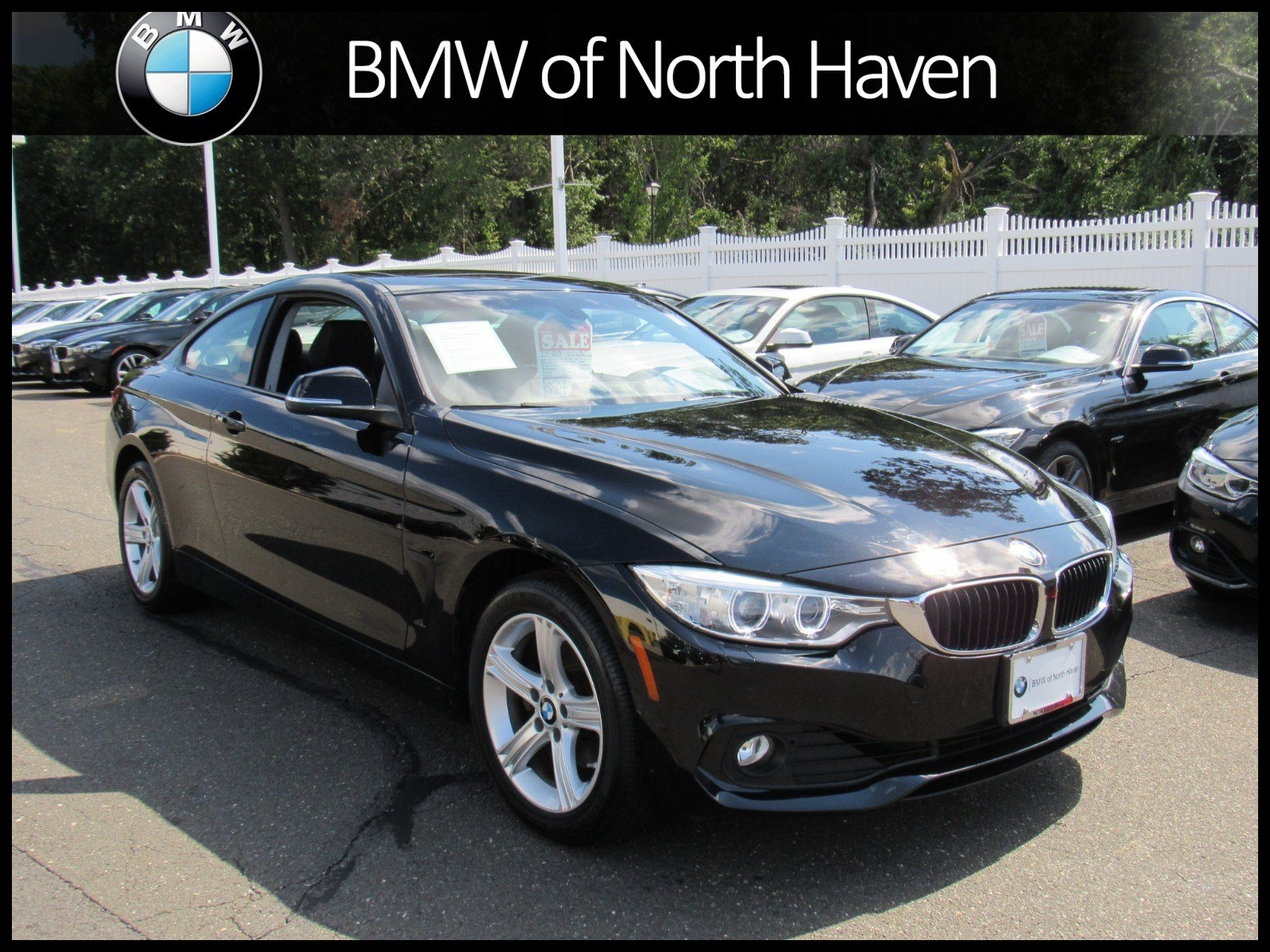 Certified Pre Owned 2015 BMW 4 Series 428i xDrive