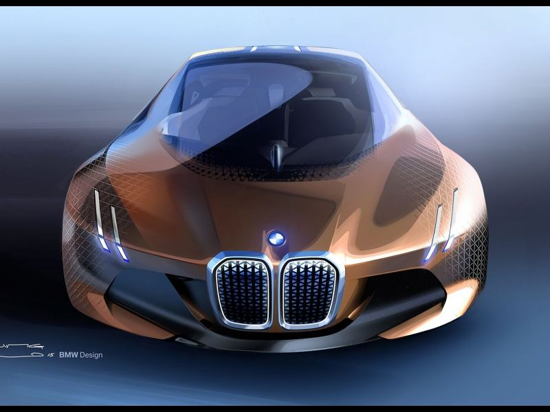 Bmw New Vision Next 100 Price