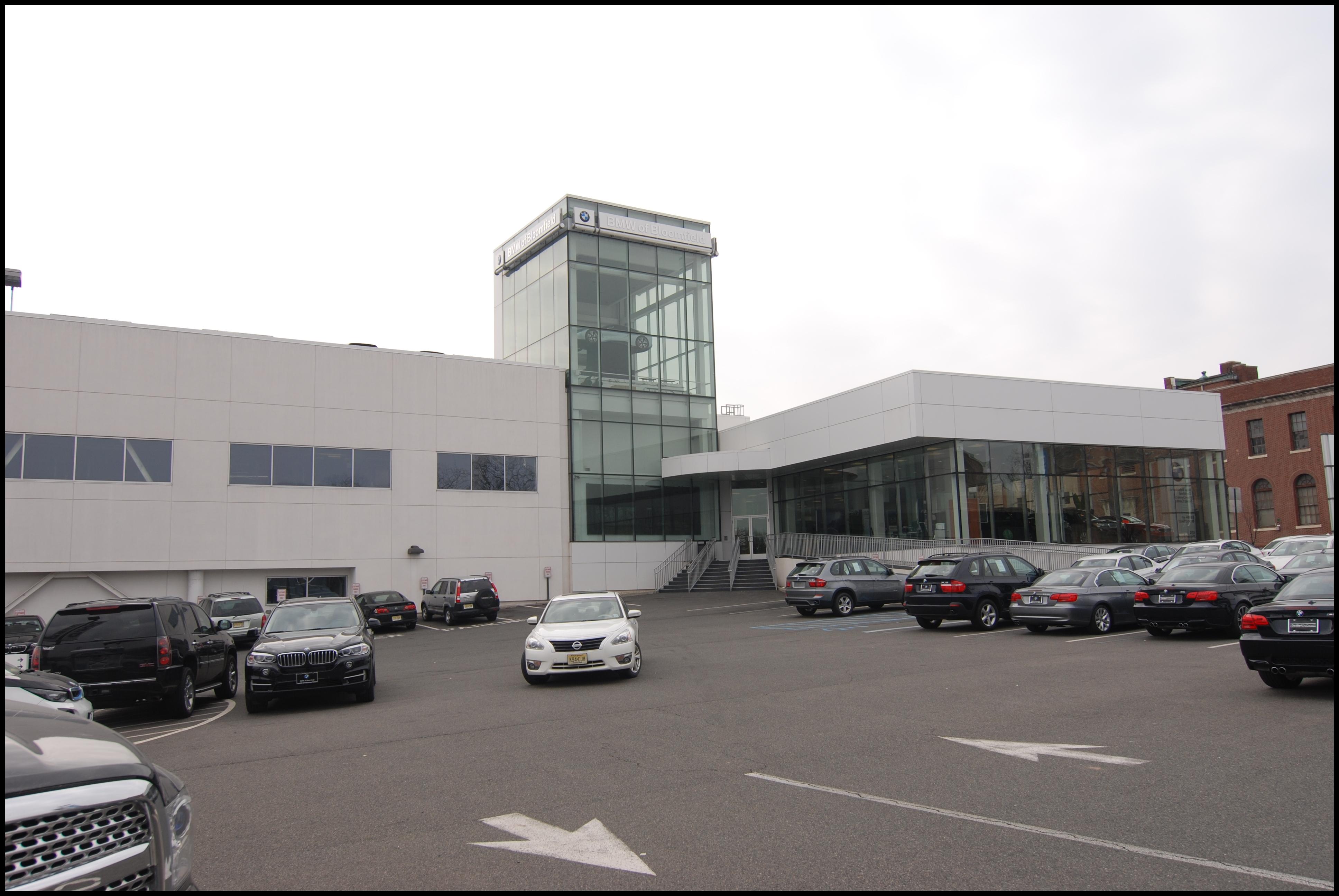 BMW Bloomfield renovation