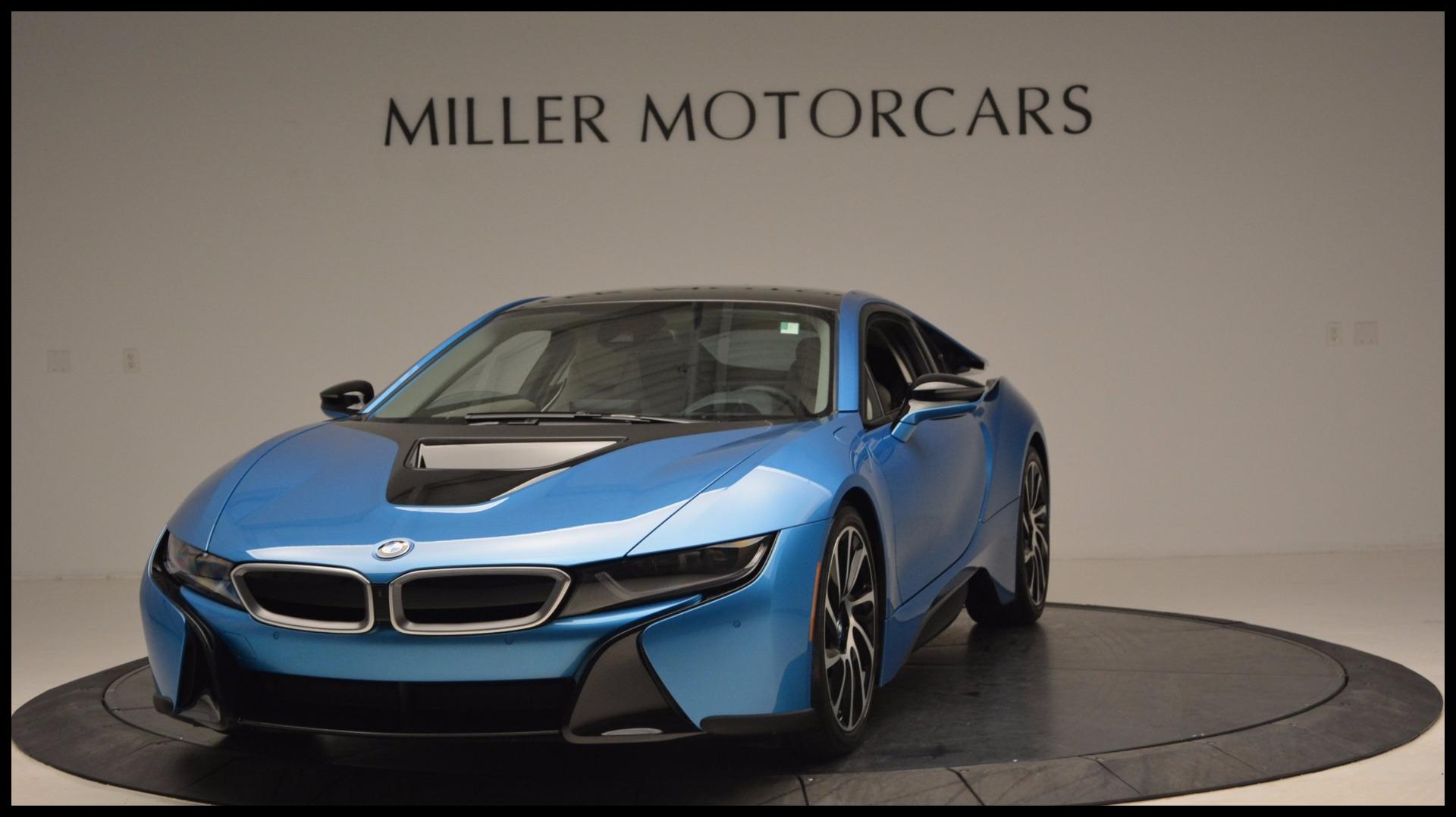 Used 2015 BMW i8 Giga World