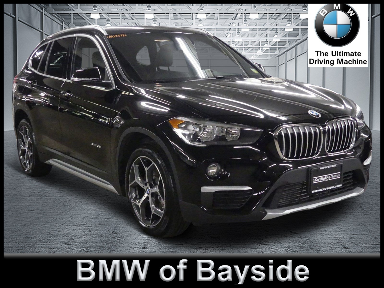 Certified Pre Owned 2016 BMW X1 xDrive28i