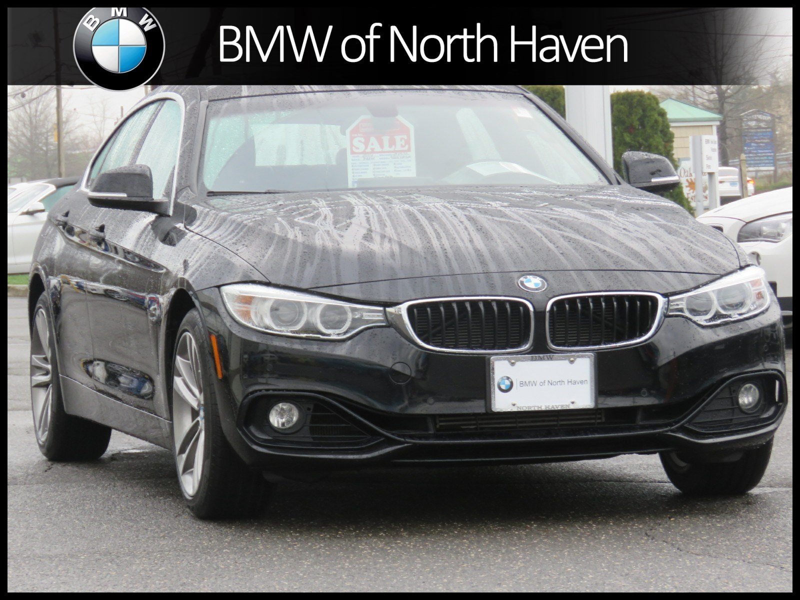 Certified Pre Owned 2016 BMW 4 Series 428i xDrive