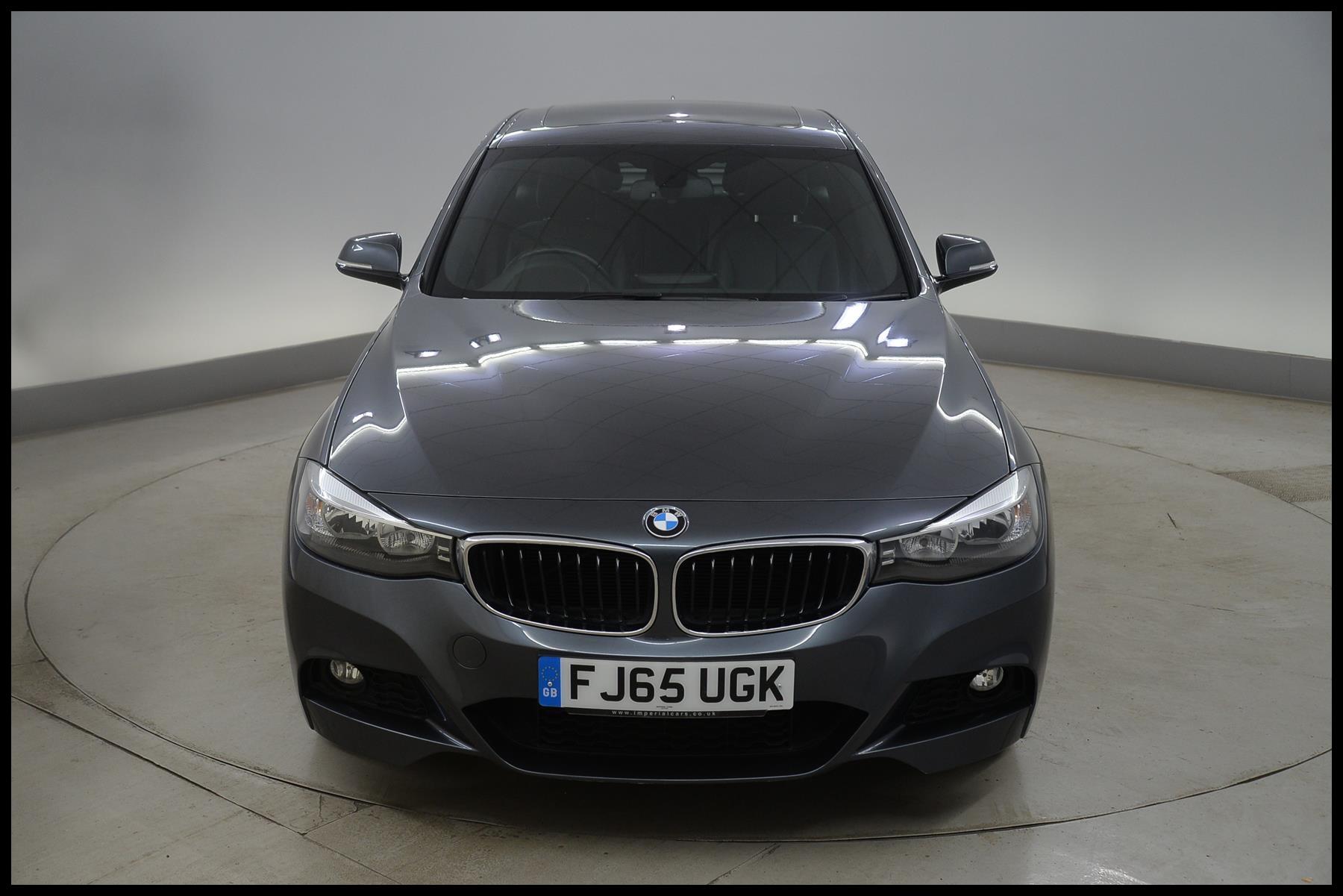 BMW 3 Series Gran Turismo 320i M Sport 5dr Step Auto [Professional Media] HEAD UP DISPLAY LEATHER 2015