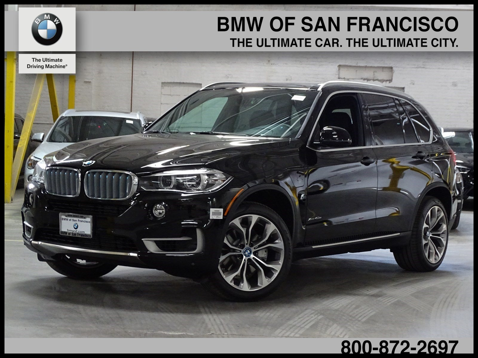San Francisco Bmw Service New 2018 BMW X5 xDrive40e iPerformance Sport Utility in San