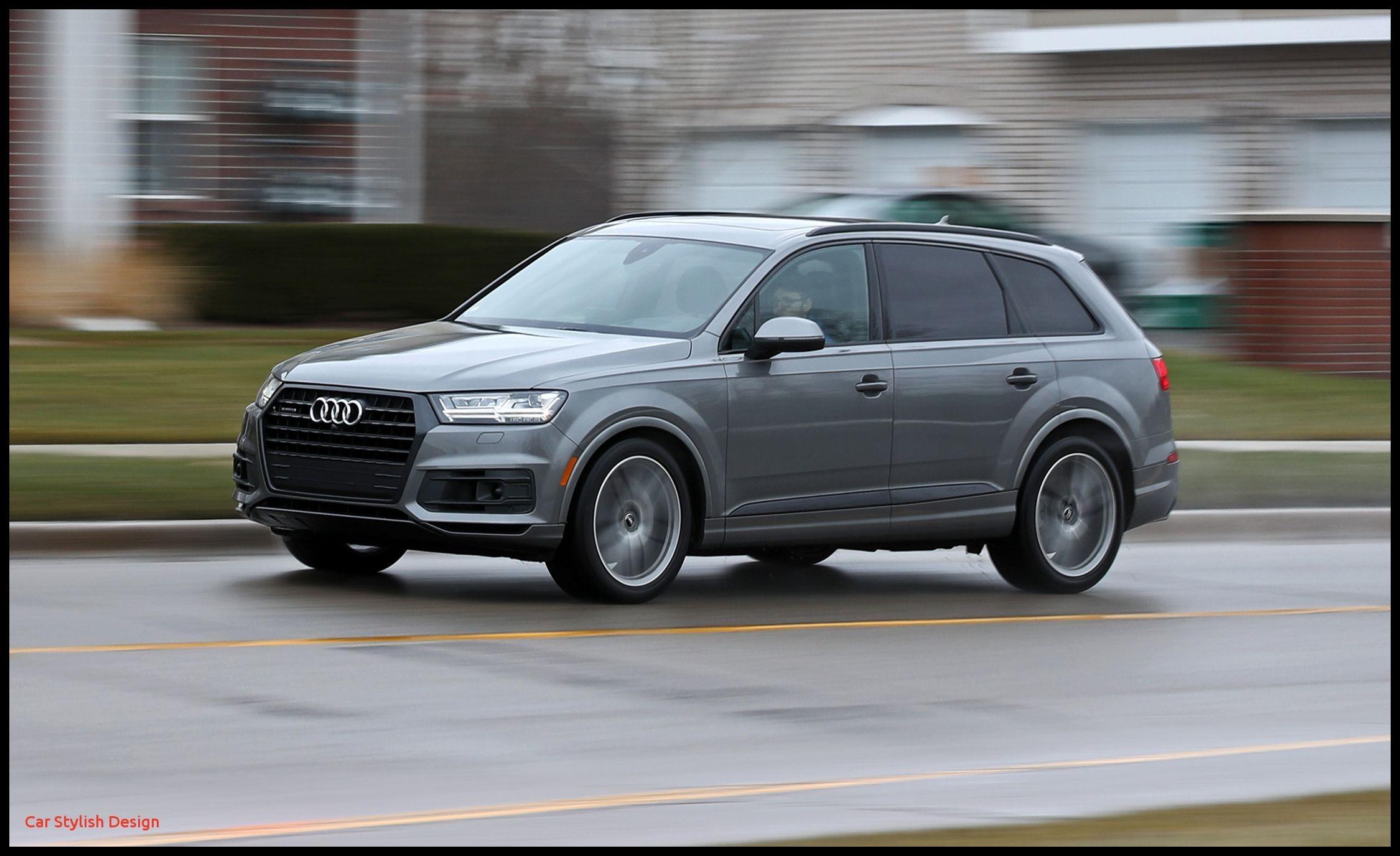 Audi Q7 Elegant 2018 Audi Q7