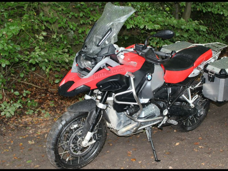 Bmw R 1200 Gs Adventure Accessories