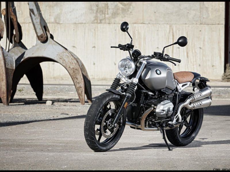 Bmw R Nine T Scrambler for Sale