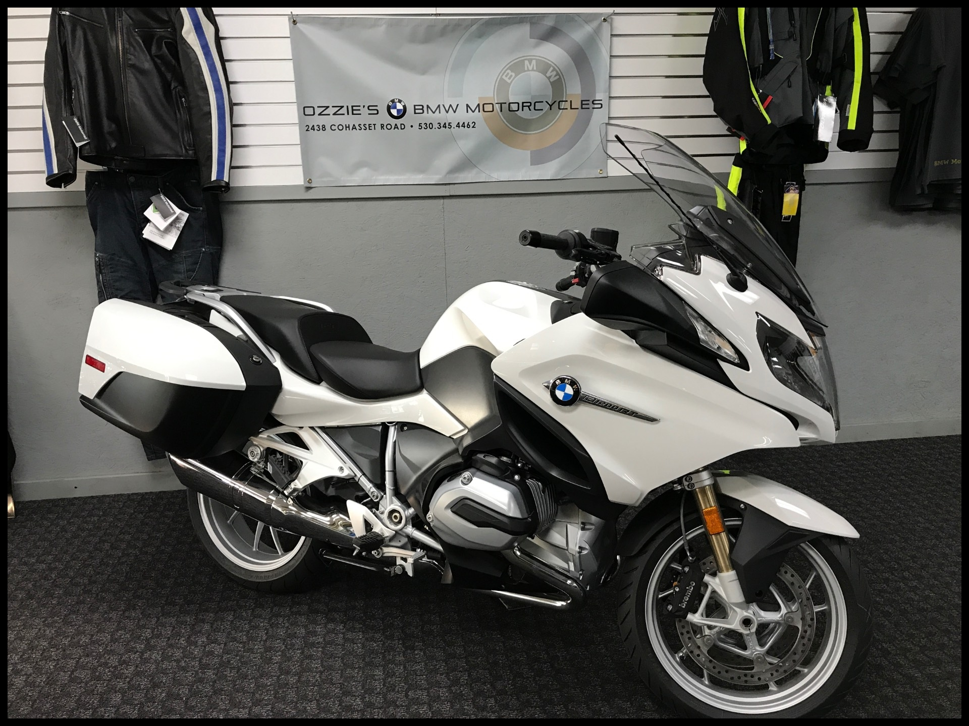 2018 BMW R 1200 RT in Chico California